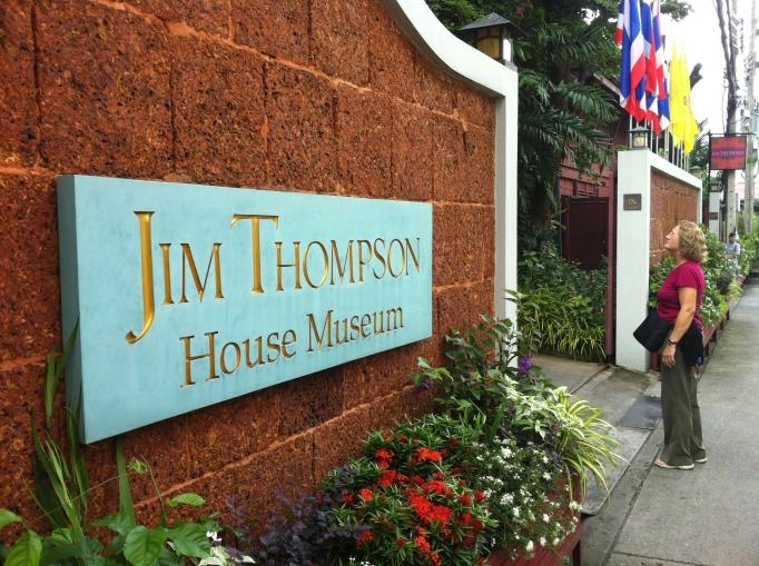 Jim Thompson brought Thai Silk to the world